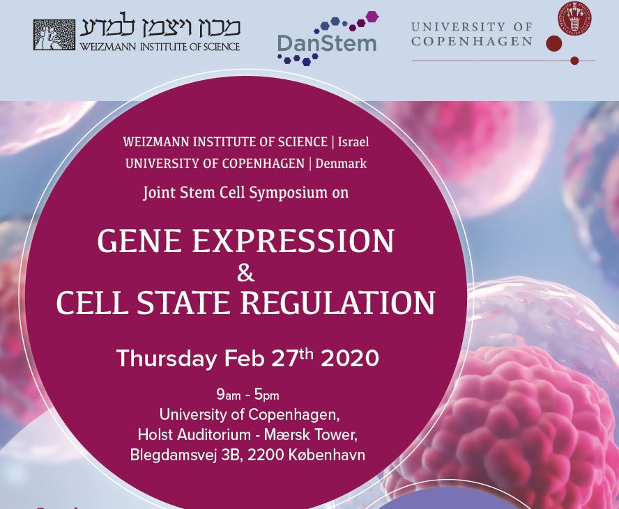 symposium on Gene Expression and Cell State Regulation